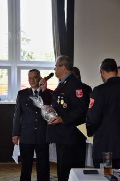 Oslavy 140. výročí SDH Újezd