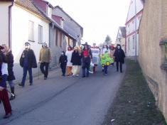 Masopust Újezd 2017