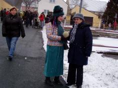 Masopust Újezd 2013