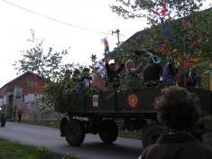 První máj Petrovice 2014